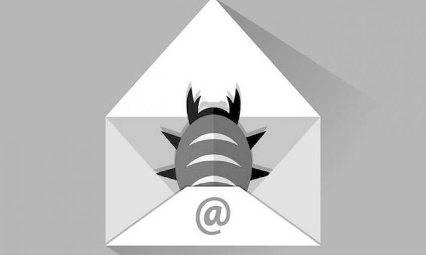 email bug